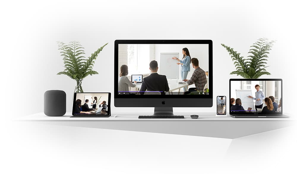 Live Streaming Video Player